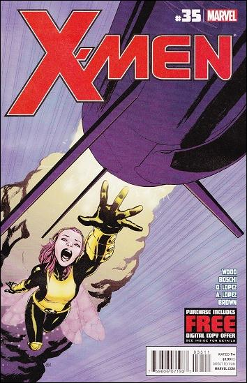 X-Men (2010) 35-A by Marvel