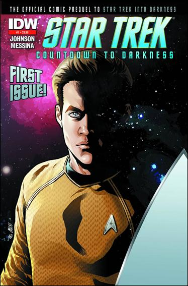 Star Trek: Countdown to Darkness 1-F by IDW