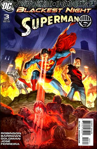 Blackest Night: Superman 3-A by DC