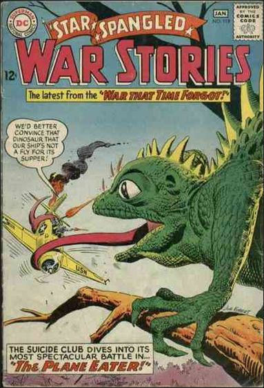 Star Spangled War Stories (1952) 118-A by DC