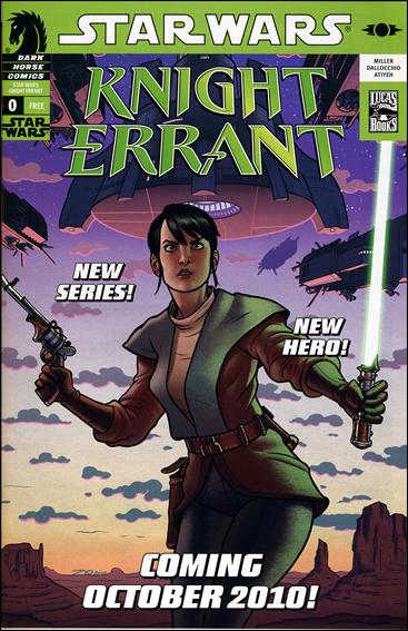 Star Wars: Knight Errant 0-A by Dark Horse