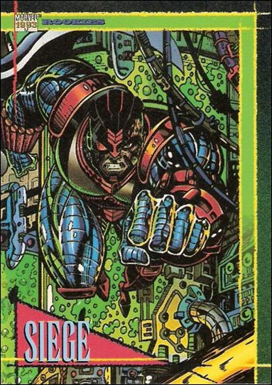Marvel Universe: Series 4 (Base Set) 3-A by SkyBox