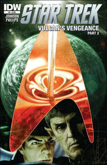 Star Trek (2011) 8-A by IDW