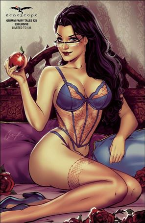 Grimm Fairy Tales 125-G