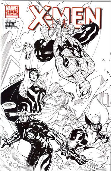 X-Men (2010) 7-H by Marvel