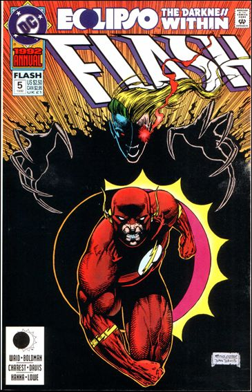 Flash Annual  5-A by DC