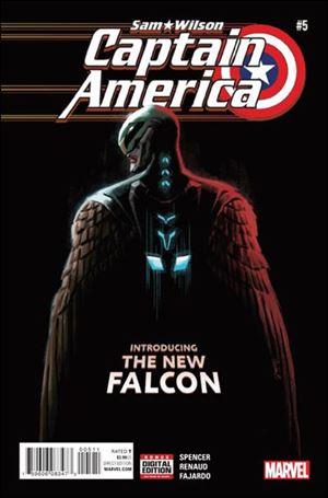 Captain America: Sam Wilson 5-A