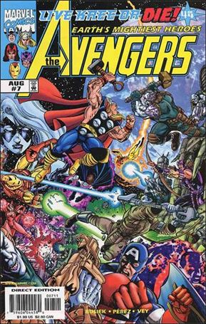 Avengers (1998) 7-A