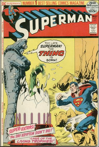 Superman (1939) 251-A by DC