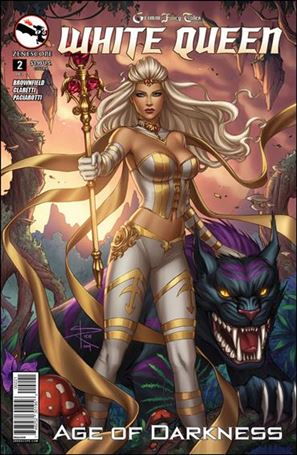 Grimm Fairy Tales Presents White Queen 2-B
