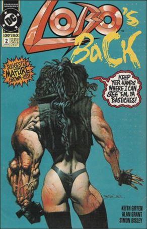 Lobo's Back 2-A