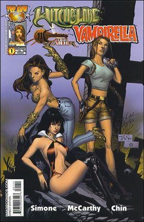 Witchblade/Tomb Raider (Bastet)   Tomb raider comics