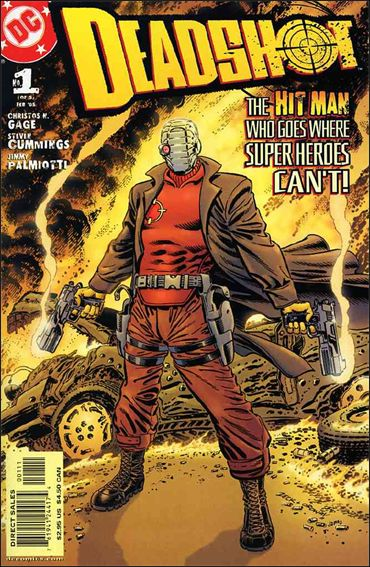 Deadshot (2005) 1-A by DC
