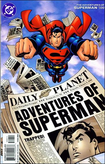 Adventures of Superman (1987) 599-A by DC