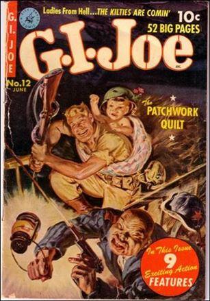 G.I. Joe (1951) 12-A