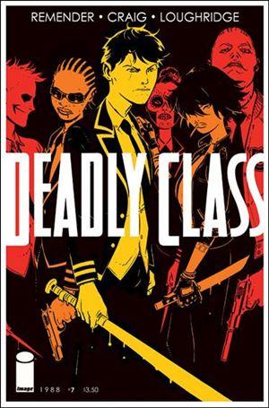 Deadly Class 7-A