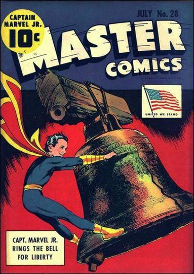 Master Comics 28-A by Fawcett