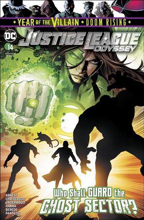Justice League Odyssey 14-A