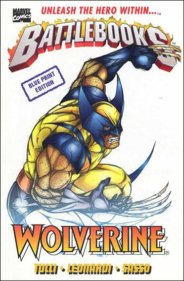 Wolverine Battlebook: Streets of Fire  1-B by Marvel