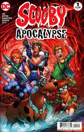 Scooby Apocalypse 1-I