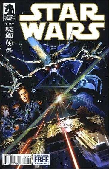 Star Wars (2013) 2-A by Dark Horse