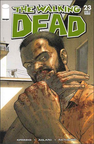 Walking Dead (2003) 23-A by Image