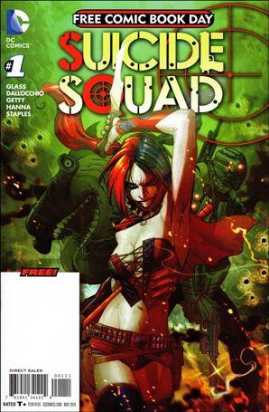 Suicide Squad (2011) 1-C