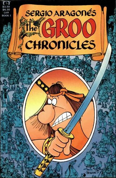 Sergio Aragones The Groo Chronicles 1-A by Epic