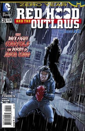 Red Hood and the Outlaws  25-A