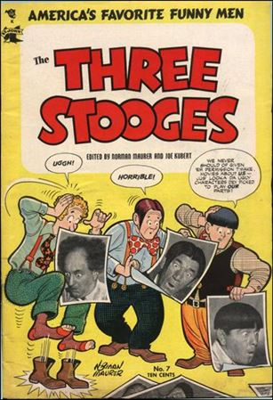Three Stooges (1953) 7-A