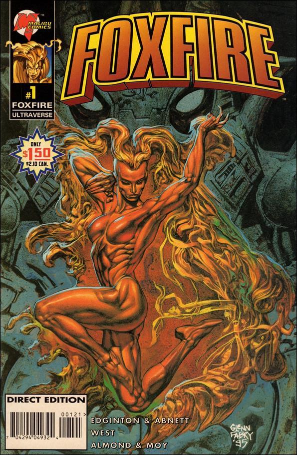 Foxfire (1996) 1-B by Malibu