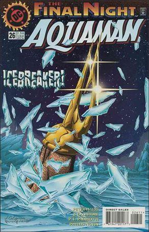 Aquaman (1994) 26-A