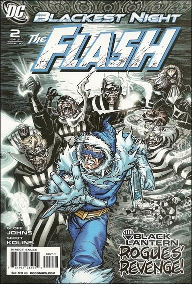Blackest Night: The Flash 2-A by DC