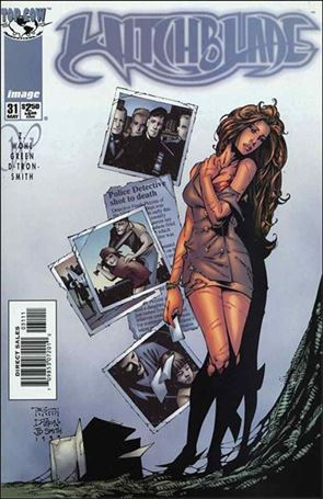 Witchblade 31-A