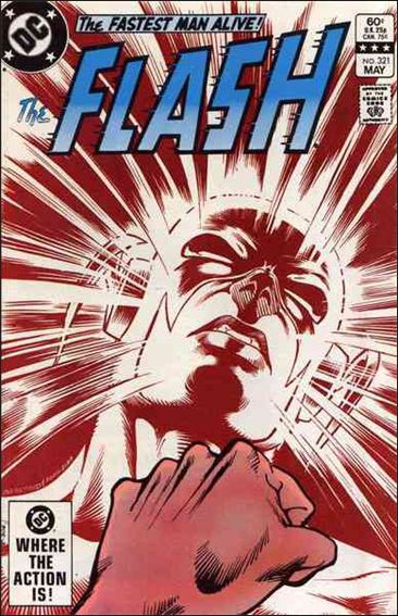 Flash (1959) 321-A by DC