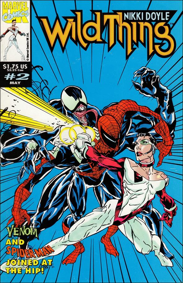 Wild Thing (UK) 2-A by Marvel UK