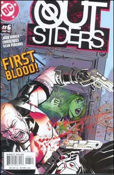 Outsiders (2003) 6-A by DC