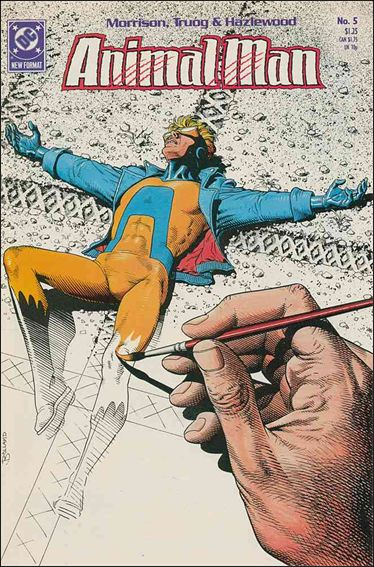 Animal Man (1988) 5-A by Vertigo
