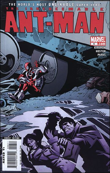 Irredeemable Ant-Man 6-A by Marvel