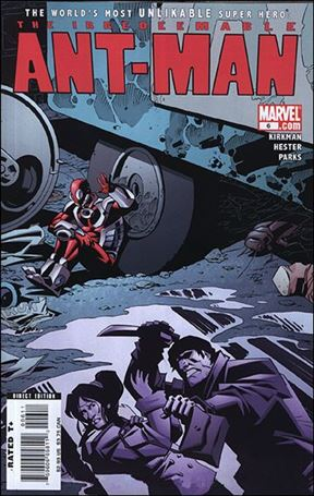 Irredeemable Ant-Man 6-A