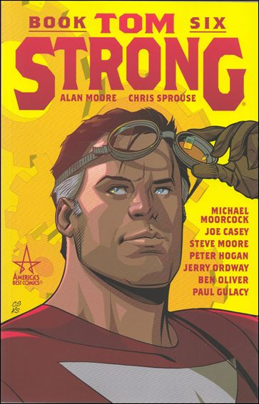 Tom Strong 6-A by America's Best Comics