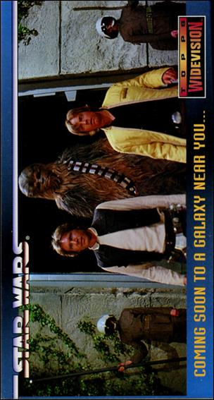 Star Wars Widevision (Promo) SWP0-A by Topps