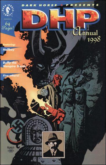 Dark Horse Presents Annual 1998-A by Dark Horse