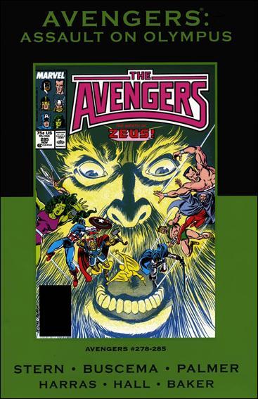 Avengers: Assault on Olympus nn-B by Marvel