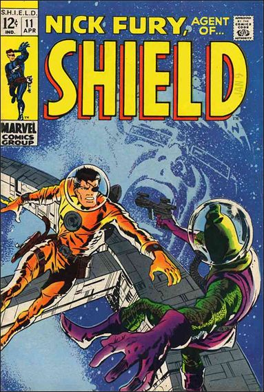 Nick Fury, Agent of S.H.I.E.L.D. (1968) 11-A by Marvel