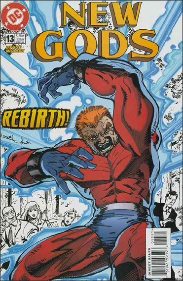 New Gods (1995) 13-A by DC