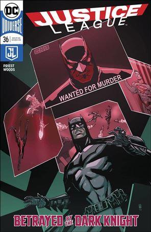 Justice League (2016) 36-A