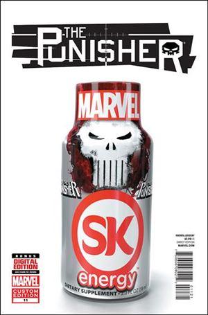 Punisher (2014) 11-B