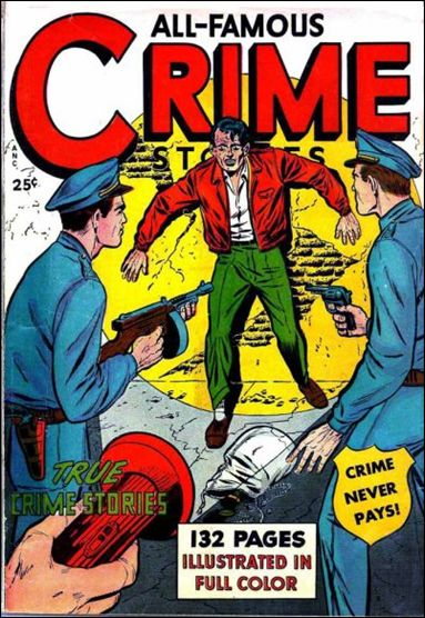 All-Famous Crime Stories 1-A by Fox