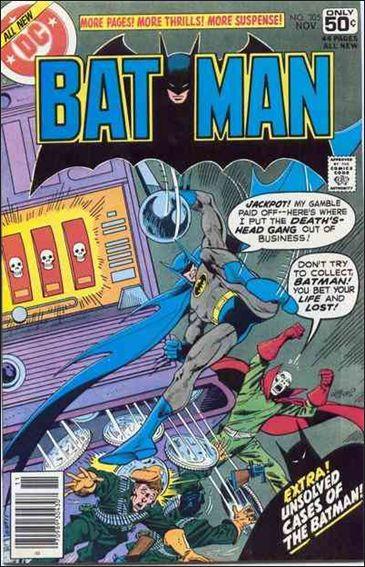 Batman (1940) 305-A by DC